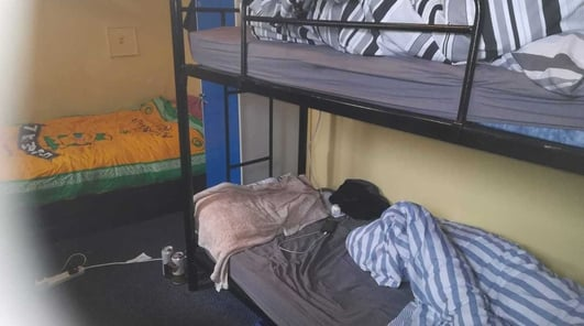 Overcrowding in Direct Provision Centres