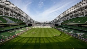 The Aviva Stadium will host Arsenal and Chelsea on 1 August in the International Champions Cup