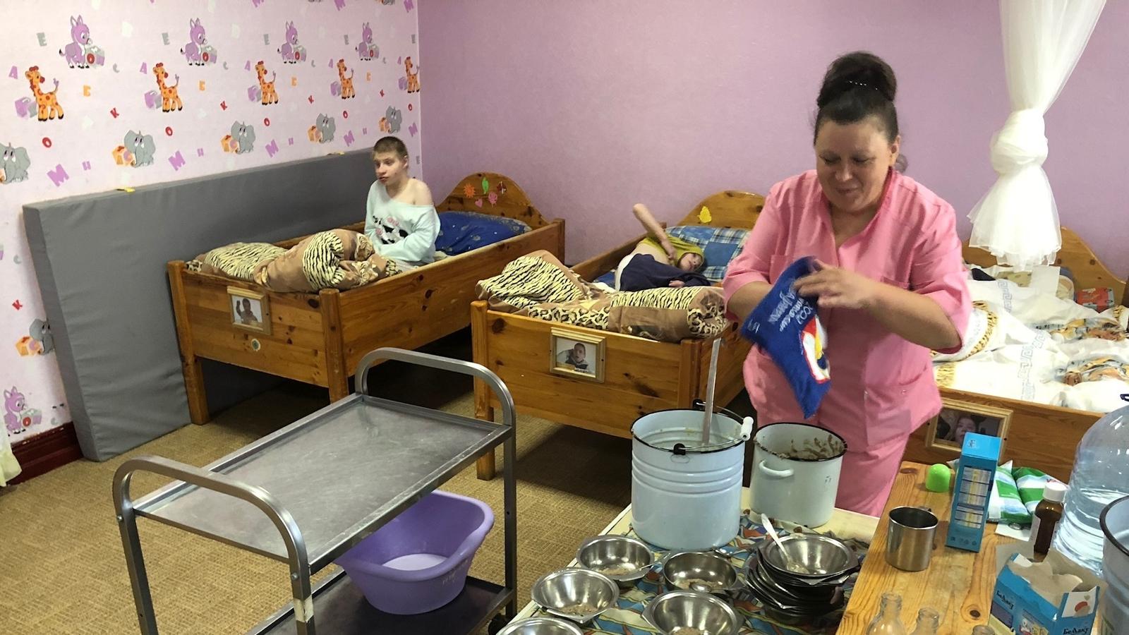 Image - High Dependency Unit in Vesnova