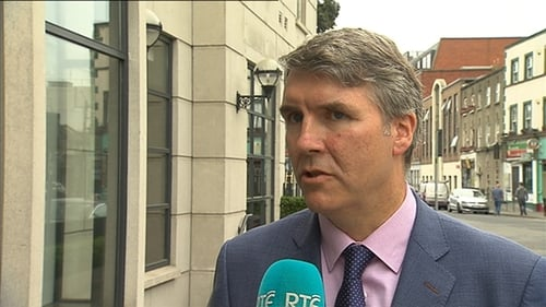 Niall Muldoon said substantial shortcomings on part of HSE remain