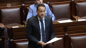 Leo Varadkar was responding to a question from Labour leader Brendan Howlin