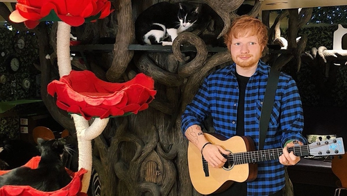Ed and friend