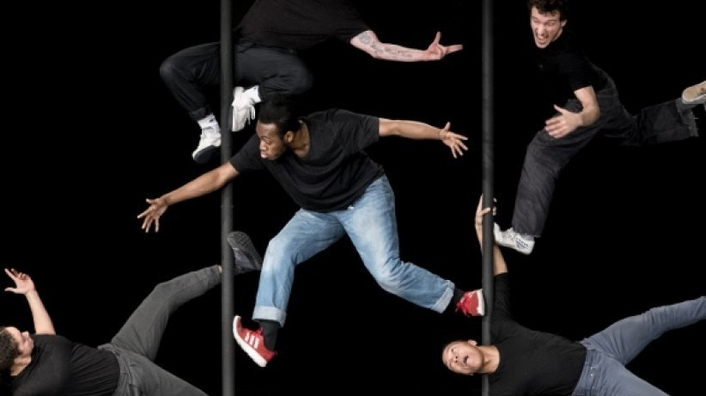 """Union Black"", a mix of dance, theatre, circus and hip-hop"