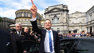 Leo Varadkar succeeded Enda Kenny as Taoiseach in June 2017