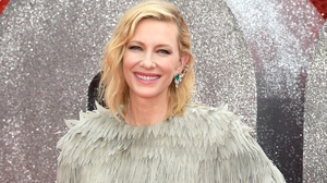 Cate Blanchett at the European premiere of Ocean's 8 in London