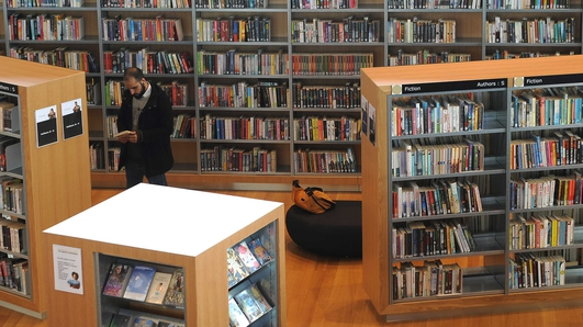 Book loaned in 1965 is returned to Thurles Library