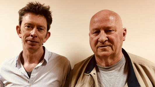 Mystery Train with John Kelly - Gavin Bryars