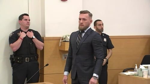 Conor McGregor avoids jail over melee at UFC media event