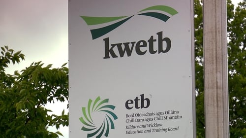 The Comptroller and Auditor General found serious failings at KWETB