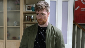 Emmet lands himself in hot water with Melanie on Fair City