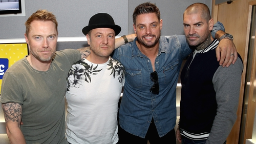 Boyzone announce final album and tour details