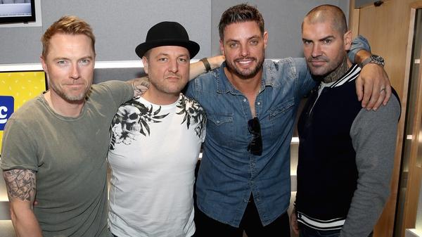 Boyzone announce final album and tour details