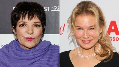 Liza Minnelli slates reports that she supports the new Judy Garland biopic starring Renée Zellweger