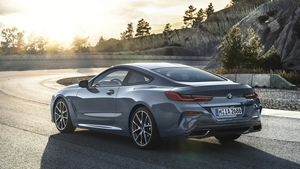 The new 8 Series will gradually replace the 6 Series