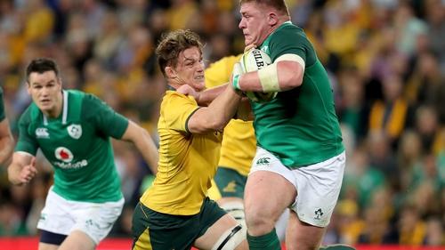 Referee declines Cheika invite after Australia's series loss to Ireland