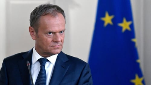 Donald Tusk says he believes that Britain and the EU can still reach a deal on Brexit