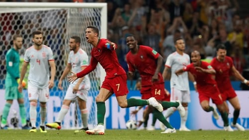 Cristiano Ronaldo wanted to move on from his hat-trick heroics
