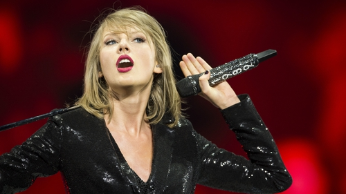"""The issue at the heart of this debate is the ownership rights to Swift's past recordings"""
