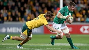 Ireland captain Peter O'Mahony hailed one of the best performances of the year after 26-21 win over Australia
