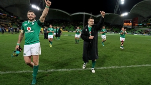 Robbie Henshaw: 'We looked for a reaction, we looked to come back and prove ourselves'