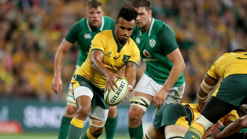 Will Genia will retire from international rugby after the World Cup