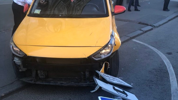 Taxi Driver Plows Into World Cup Fans in Russian Federation