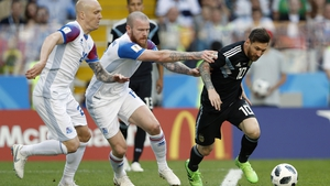 Lionel Messi carries the weight of Argentina expectations on his shoulders