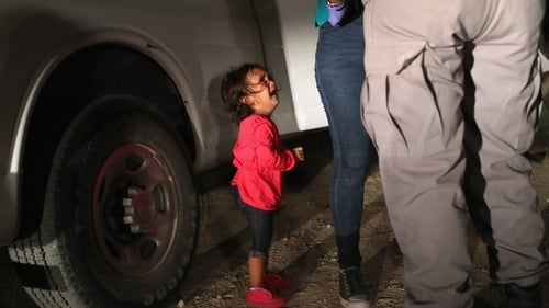 ProPublica Releases Audio of Separated Children Sobbing