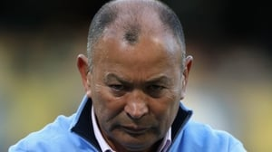 Jones appears to be feeling the strain