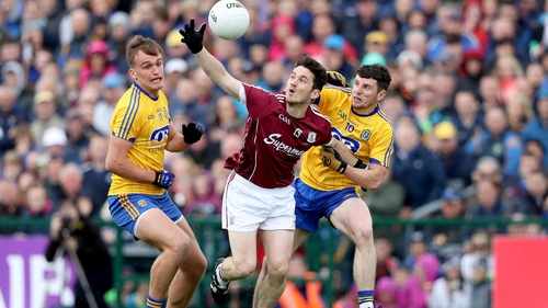 Galway were crowned Connacht Champions