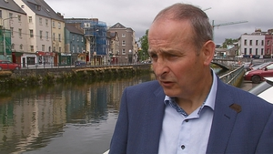 Micheál Martin also accused Fine Gael and Sinn Féin of trying to manufacture a snap election