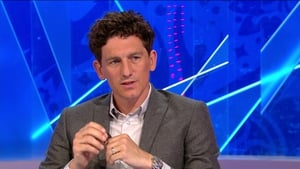 Keith Andrews is one of Stephen Kenny's assistants