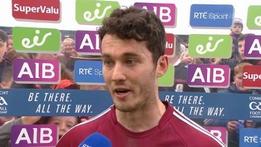 "Ian Burke: ""We got off to a sluggish start"" | The Sunday Game"