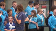 Six One News (Web): National Special Olympics come to a close