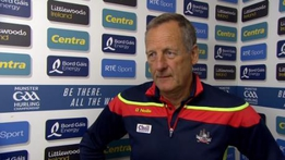 "John Meyler: ""The last five minutes were critical"" 