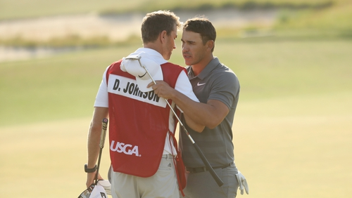 Brooks Koepka 'truly honoured' by repeat US Open win