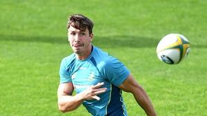 Jake Gordon is in the Australia squad