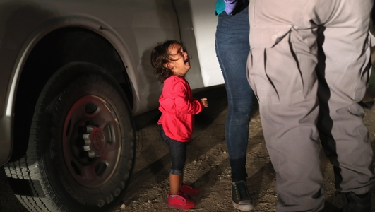 Family separations at US border 'unconscionable' - UN