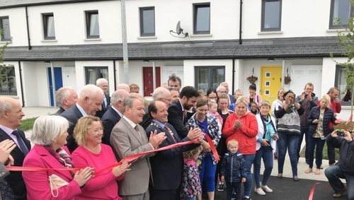 Eoghan Murphy was speaking in Portlaoise at the opening of a new local authority estate