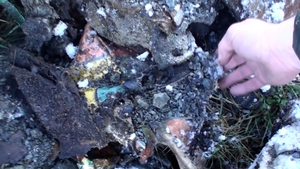 The Ireland's Wild Waste programme highlighted the lack of spending on waste disposal by some local authorities