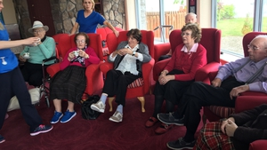 The initiative is being rolled out by the Irish Film Institute as part of Nursing Homes' Week