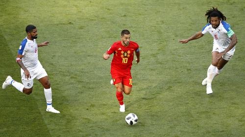 Eden Hazard is in demand