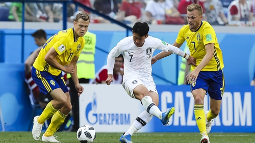 Son Heung-min blamed himself for Korea's defeat