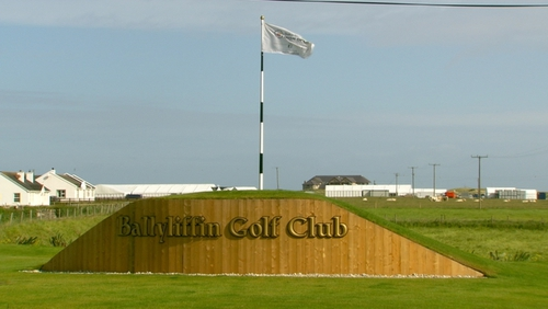 Ballyliffin Golf Club will host the Irish Open for the first time next month