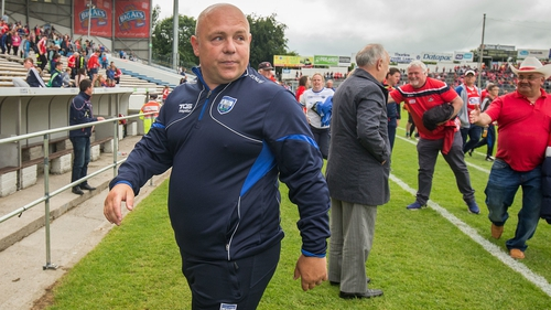 Derek McGrath guided Waterford to a Division 1 league title and an All-Ireland final appearance during his time in charge.