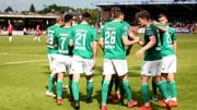 Cork City will face Legia Warsaw in the first leg at home