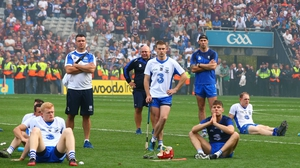 McGrath says the players tried to persuade him to stay on for another year in charge of Waterford