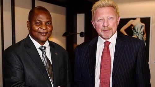Central Africa: Boris Becker's diplomatic passport is fake