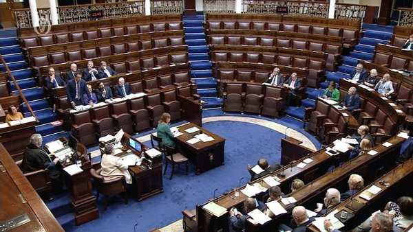 The Government will consult with the opposition tomorrow on proposals to hold a referendum on divorce