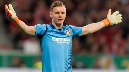 "Bernd Leno: ""After a fantastic seven years, I will now continue my career in another, very exciting league."""